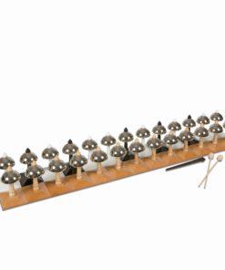 Bells set Montessori music material Nienhuis Montessori