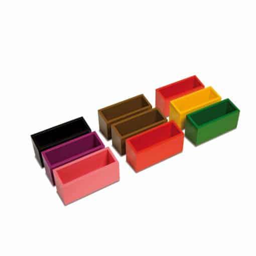 Grammar Command Boxes - Nienhuis Montessori