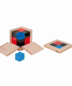 Binomial Cube - Nienhuis Montessori