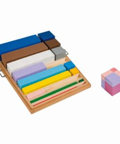 Cubing Material - Nienhuis Montessori
