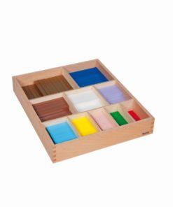 Réglettes de calcul en couleur - Nienhuis Montessori