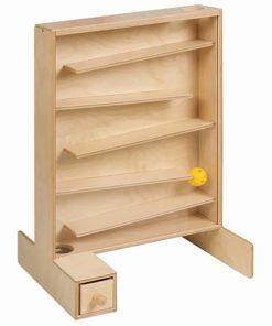 Ball tracker / Montessori toddler material - Nienhuis Montessori