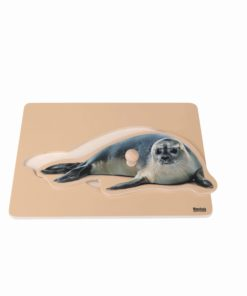 Toddler Puzzle: Seal - Nienhuis Montessori