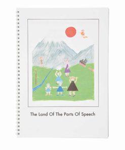 The Land Of The Parts Of Speech - Nienhuis Montessori