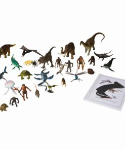 Nienhuis Montessori history timeline Animals And Book For Black Ribbon (German version) - Nienhuis Montessori
