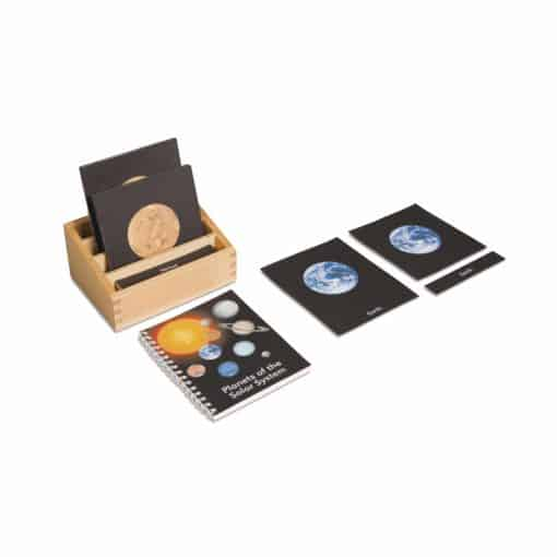 Planets Of The Solar System - Nienhuis Montessori
