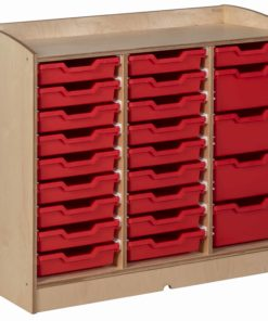Tray Cabinet - Nienhuis Montessori