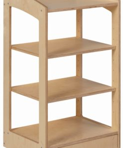 Geometry / Biology Cabinet: Open Back (93 cm) - Nienhuis Montessori