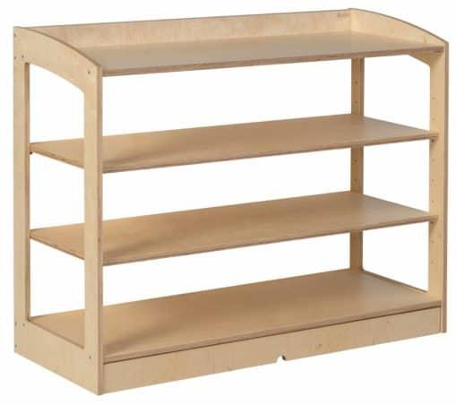 Material Cabinet: open back - Nienhuis Montessori