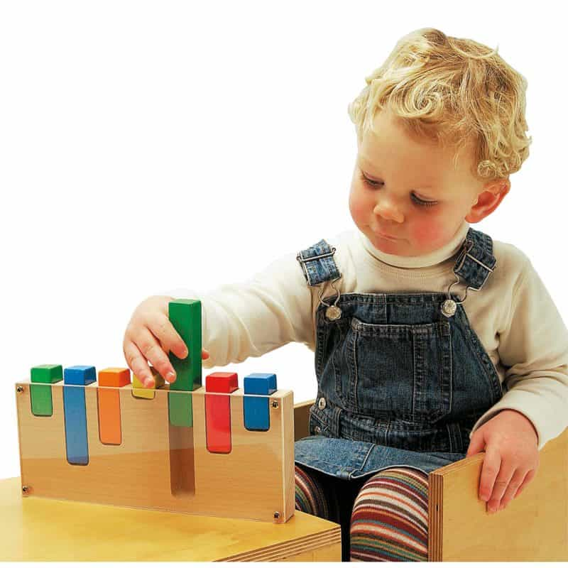 Sorting blocks - Educo