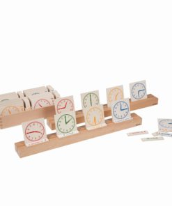 The Clock Exercise - Nienhuis Montessori