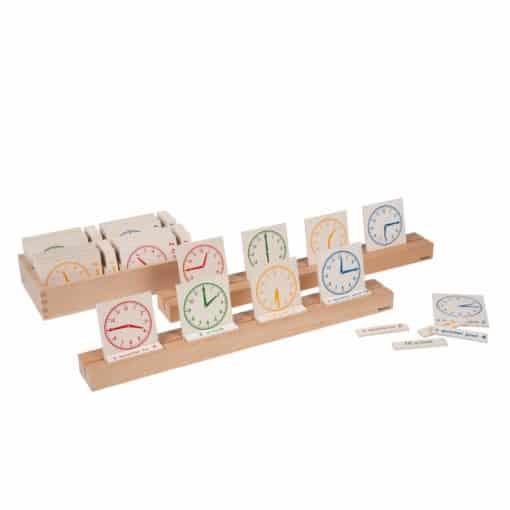 The Clock Exercise - Nienhuis Montessori