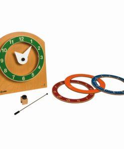 Solaris multipurpose clock - Nienhuis Montessori