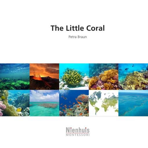 Booklet: the little coral - Nienhuis Montessori
