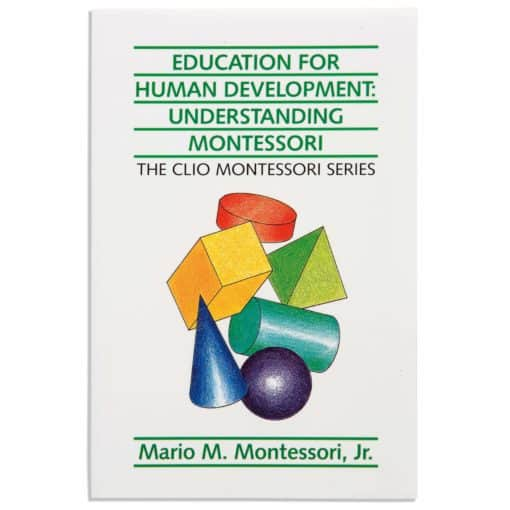 Education For Human Development - Nienhuis Montessori
