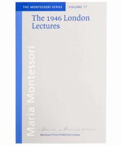 Livre: Les conférences de Londres de 1946 - Maria Montessori