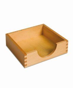 Paper Box: 14 x 14 cm - Nienhuis Montessori