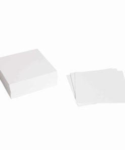 Inset Paper: 14 x 14 cm (500) - Nienhuis Montessori