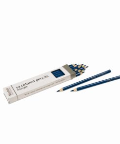 3-Sided Inset Pencil: Dark Blue - Nienhuis Montessori