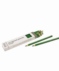 3-Sided Inset Pencil: Green - Nienhuis Montessori