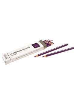3-Sided Inset Pencil: Violet - Nienhuis Montessori