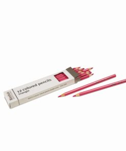 3-Sided Inset Pencil: Pink - Nienhuis Montessori