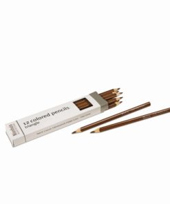 3-Sided Inset Pencil: Brown - Nienhuis Montessori