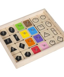 Shape Together l Interactive stamp set l Educo - Educo