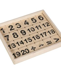 Magic Numbers l Interactive stamp set l Educo - Educo
