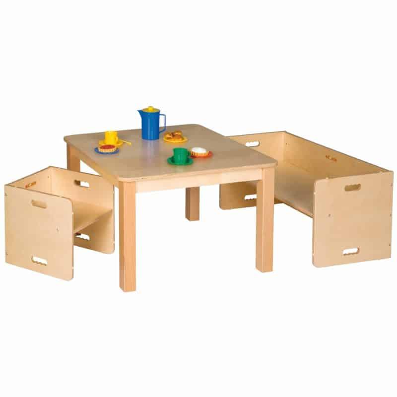 Cube chair - Educo