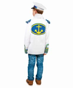 Dress up clothes - captain - Educo