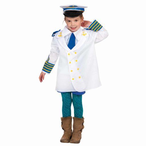 Dress up clothes - captain - Educo