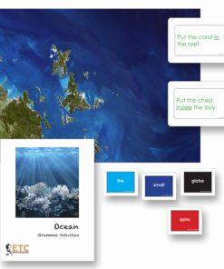 Ocean Grammar Activities - Nienhuis Montessori