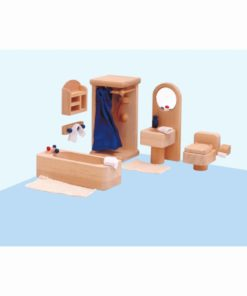 Dolls house - bath room - Educo