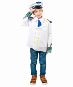 Dress up clothes: captain - Educo