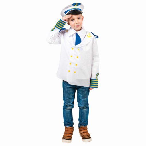 Dress up clothes: captain - Educo