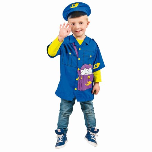 Dress up clothes - mailman - Educo
