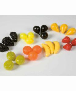 Fruits petite modèle, set de 24 pièces - Educo