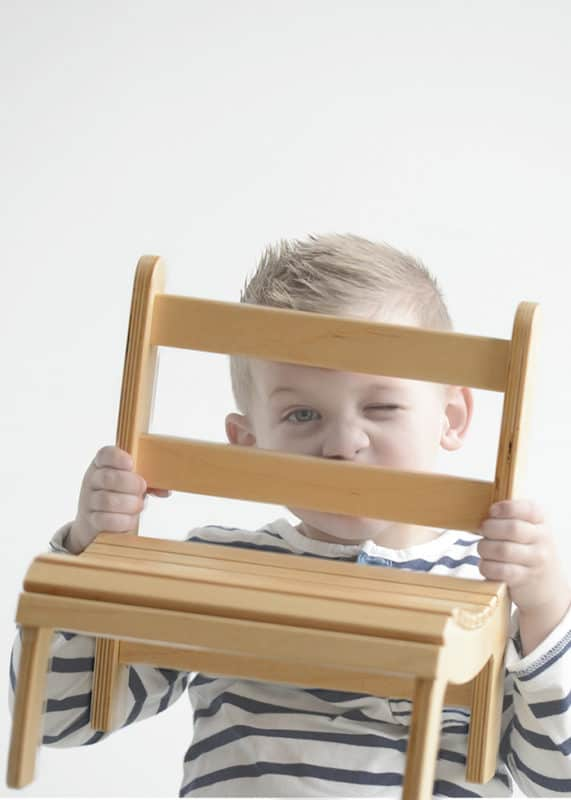 Furniture storage Nienhuis Montessori