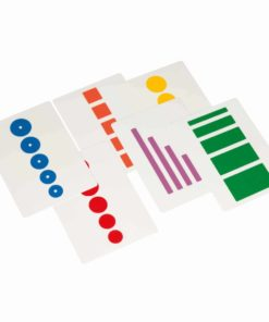 High quality educational toy Serio assignment cards (6) - Educo
