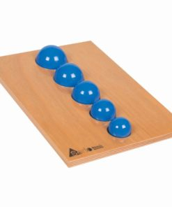 High quality wooden educational toy Serio spheres - Educo