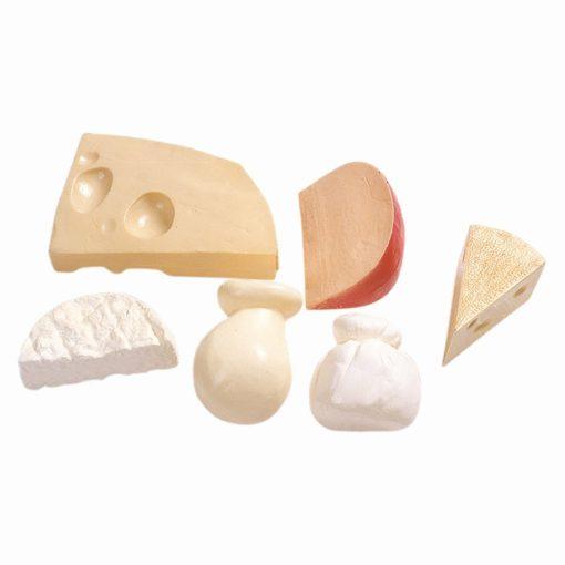 Toy cheese (6) - Educo