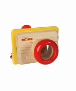 Caméra en bois - Educo