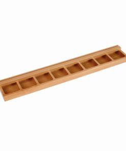 Wooden holder (49 x 8 cm) - Educo