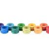 36 anneaux (12 couleurs) - Grapat