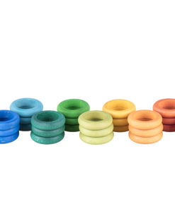 36 rings (12 colours) Grapat