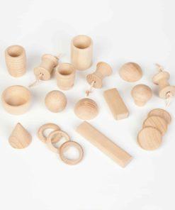 Panier à trésors: 20 éléments - Grapat