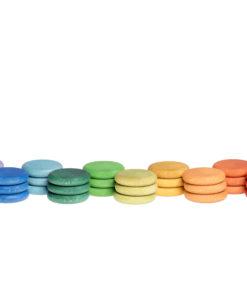 36 pièces (12 couleurs) - Grapat