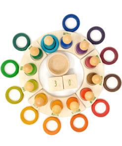 12 rings Waldorf - Grapat