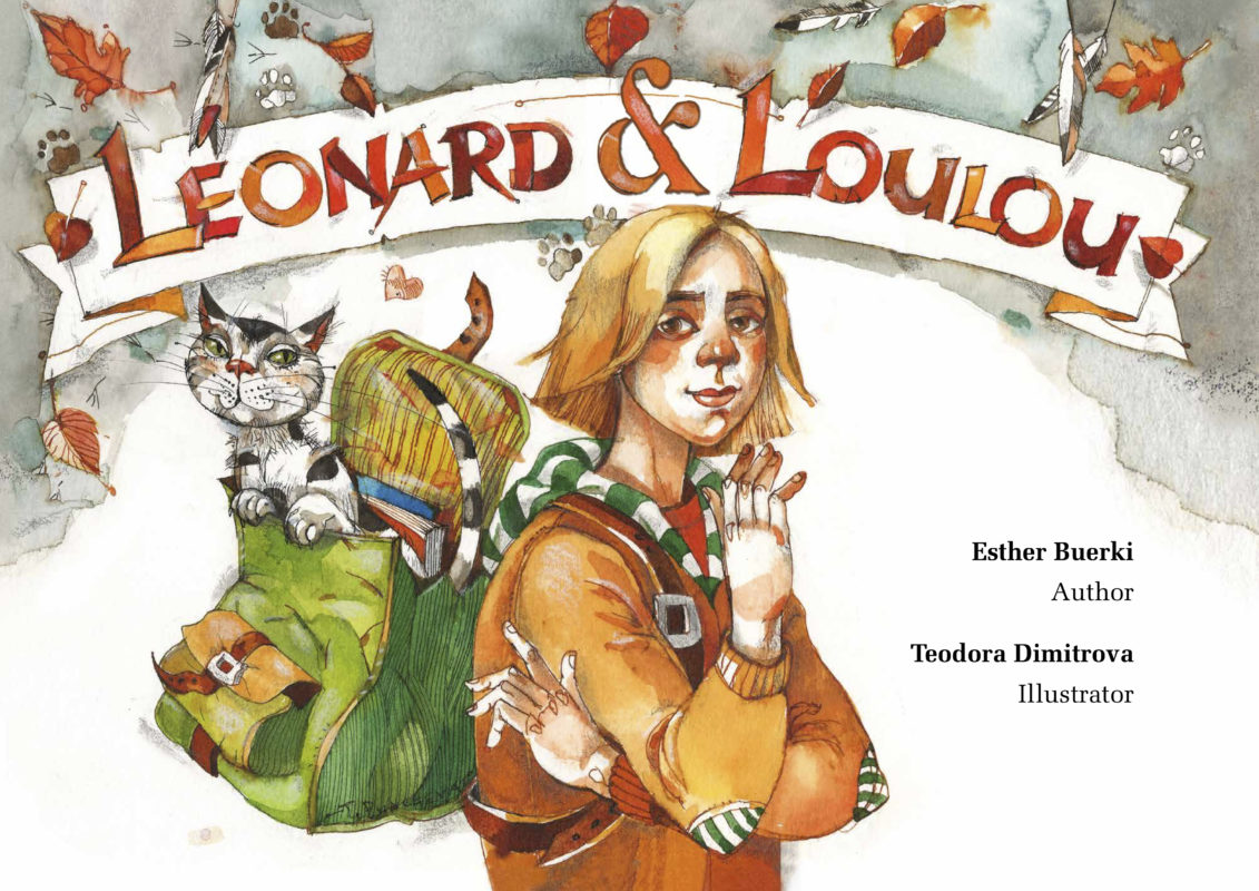 Book: Leonard & Loulou - Esther Bürki